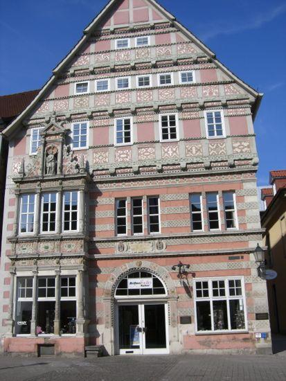 Dempter´s hus i Hameln
