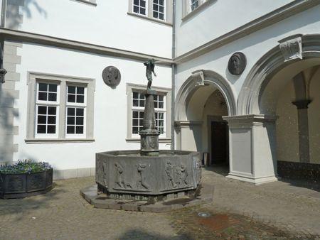 """""""Schängel"""" den uartige dreng i Koblenz"""