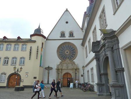 Jesuiterkirke i Koblenz
