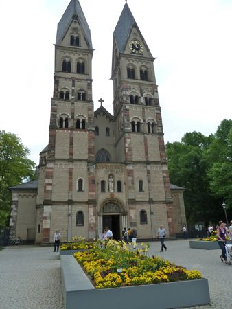 Basilika St. Kastor i Koblenz