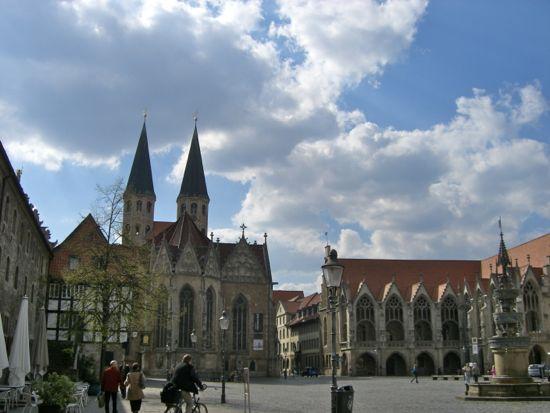 Borgpladsen i Braunschweig