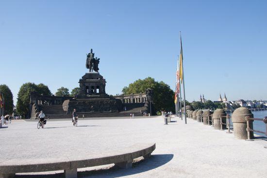 Byen Koblenz