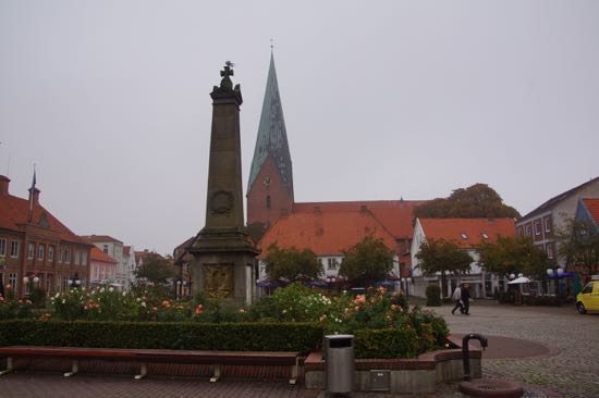 Marktplatz i Eutin