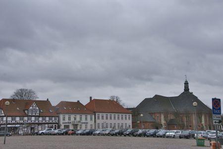 Paradepladsen i Rendsborg