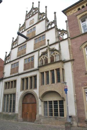 Haus Wippermann i Lemgo
