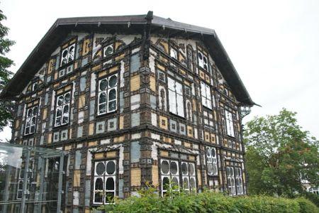 Junkerhaus i Lemgo