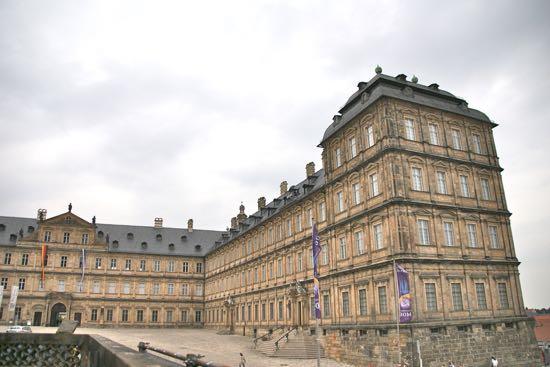 Neue Residenze i Bamberg