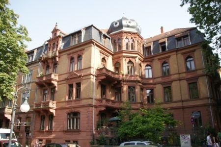 Hotels in Heidelberg i Tyskland