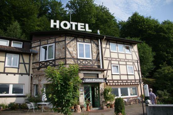 Hotel Eberburg i Hann.Münden