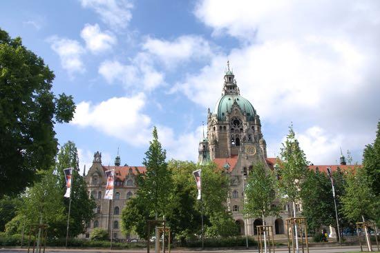 Hannovers nye Rådhus