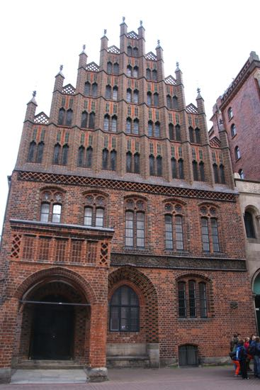 Hannovers gamle Rådhus