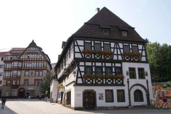 Luther House i Eisenach