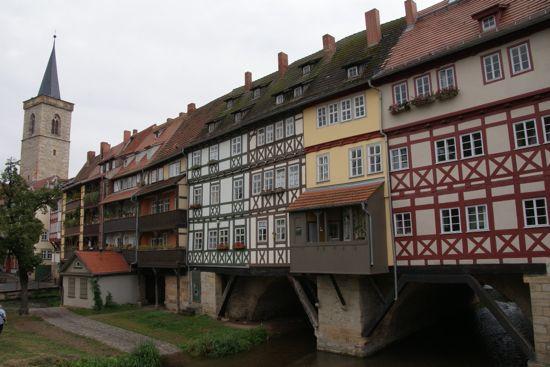 Husene på Krämerbrücke