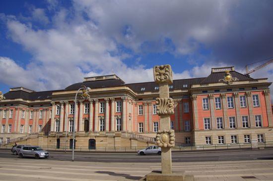 Potsdams byslot