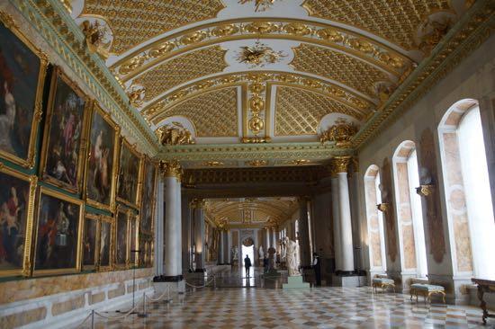 Billedgalleri ved Schloss Sanssouci