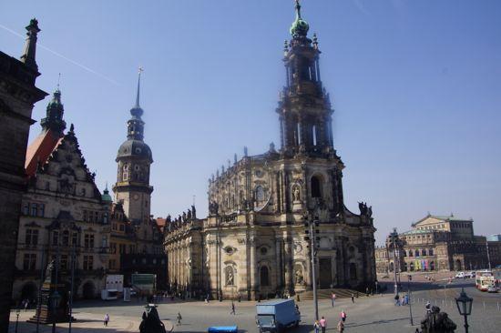 Hofkirche Dresden