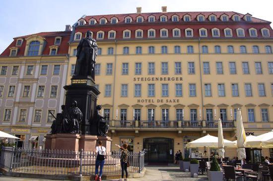 Hotel Steigenberger i Dresden